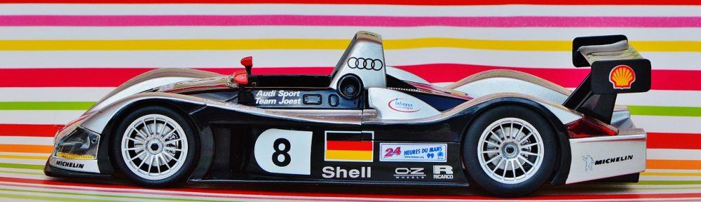 Ich bin Sammler aus Leidenschaft. Ich möchte die Geschichte der Hersteller Siku und Audi zeigen.